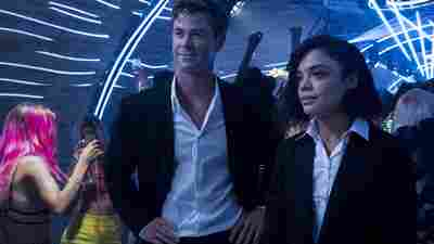 Tessa Thompson, New 'Men In Black' Agent, Found Inspiration In The Originals