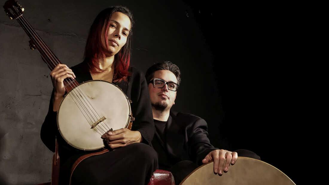 Worlds Colliding: Rhiannon Giddens And Francesco Turrisi