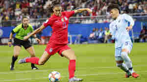 Women's World Cup: 1st Week Brings Big Wins, Gorgeous Goals — And Some Controversy