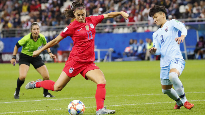 e2918e6117e Women's World Cup: First Week Brings Big Wins, Gorgeous Goals — And Some  Controversy