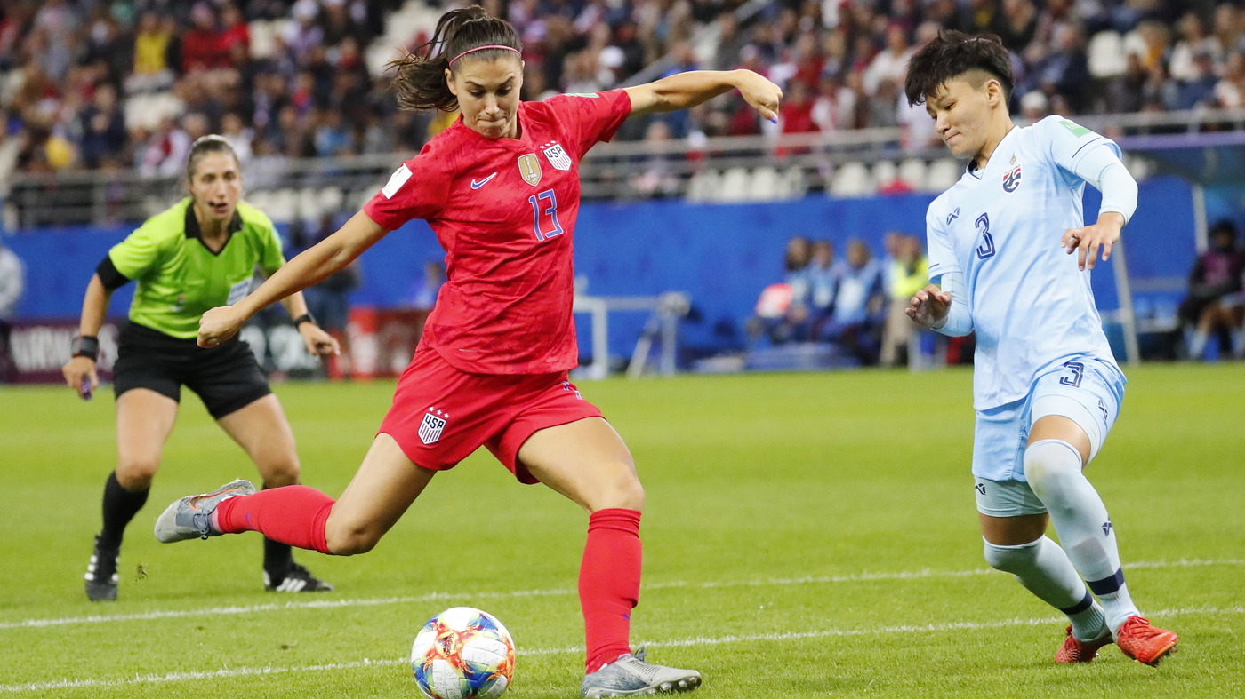 Women's World Cup's First Week Brings Stunning Goals — And