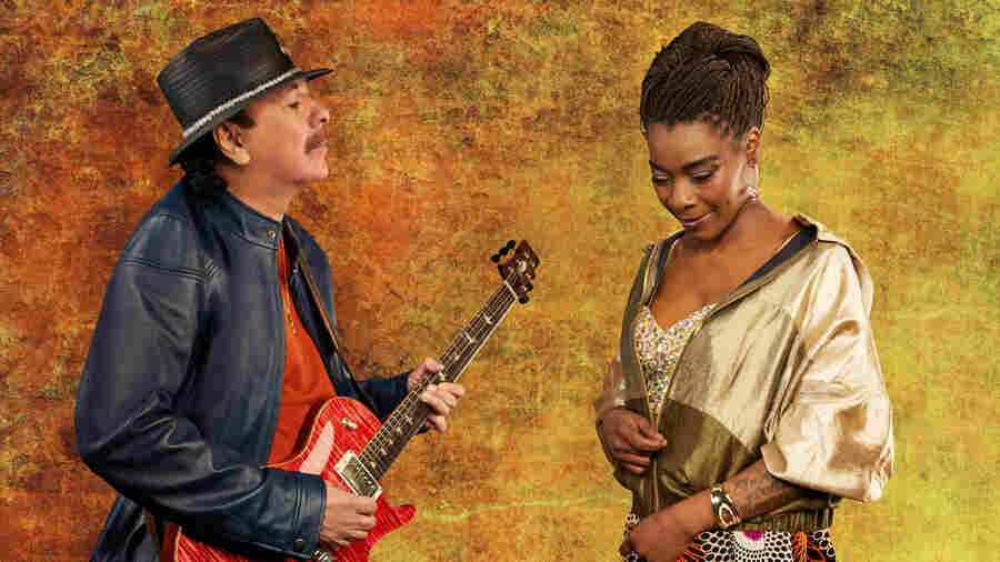 'Africa Speaks' To Carlos Santana's Past
