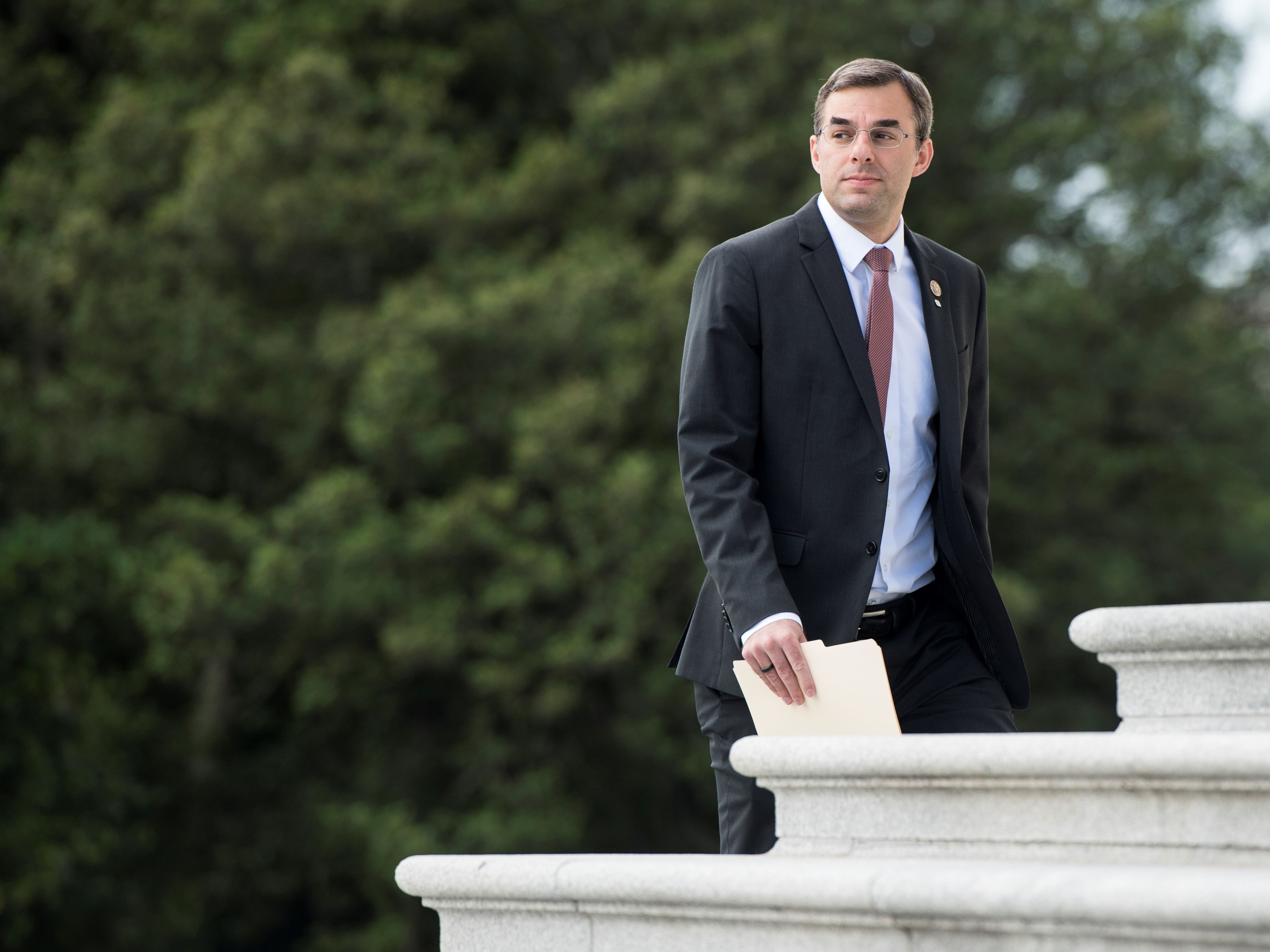 Who Is Justin Amash And Why Is He Willing To Go Against His Own Party?