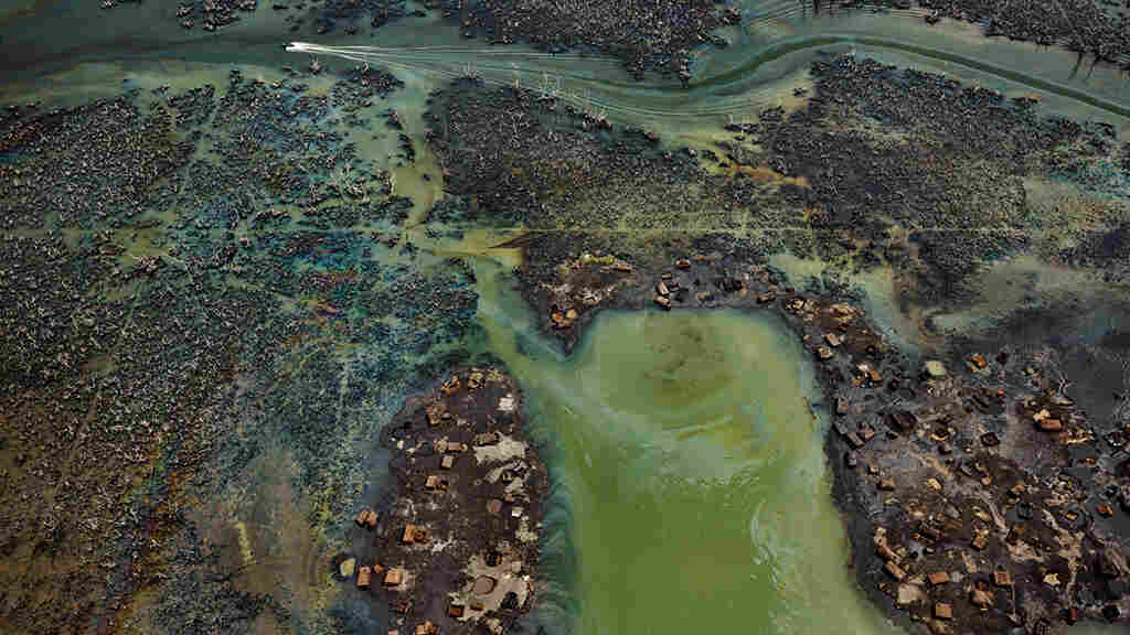 Oh Dear: Photos Show What Humans Have Done To The Planet