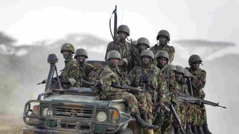 Kenyan Police Blame Al-Shabab For Blast Near Somalia That Left Officers Dead