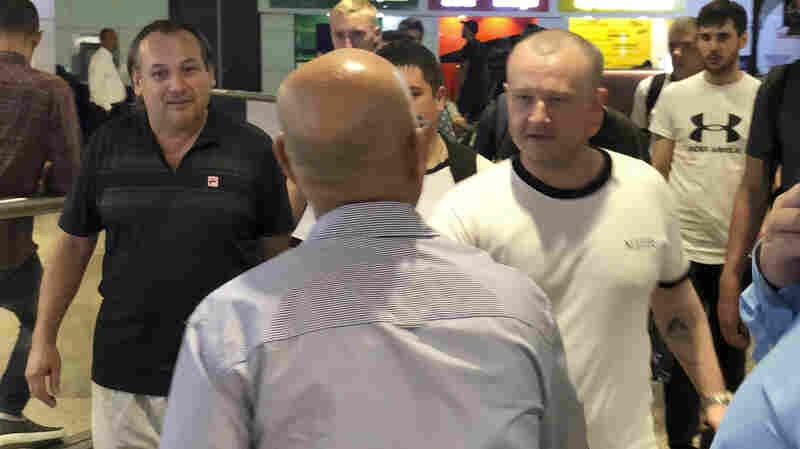 Crew Of Norwegian-Owned Oil Tanker Arrives In Dubai After 'Hostile Attack'