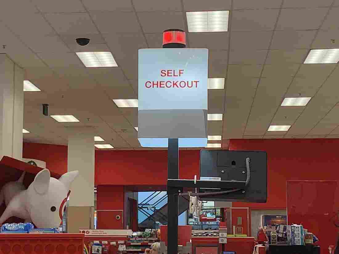 Registers down at Target stores nationwide, including San Diego