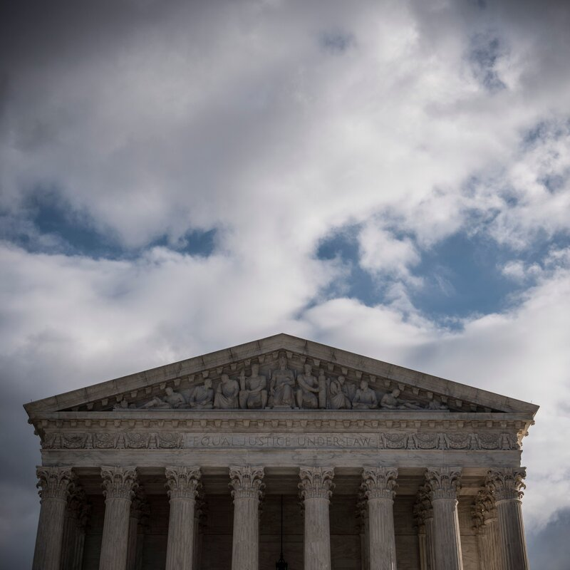 Supreme Court Property Rights Case Could Mean More Precedent Falls : NPR