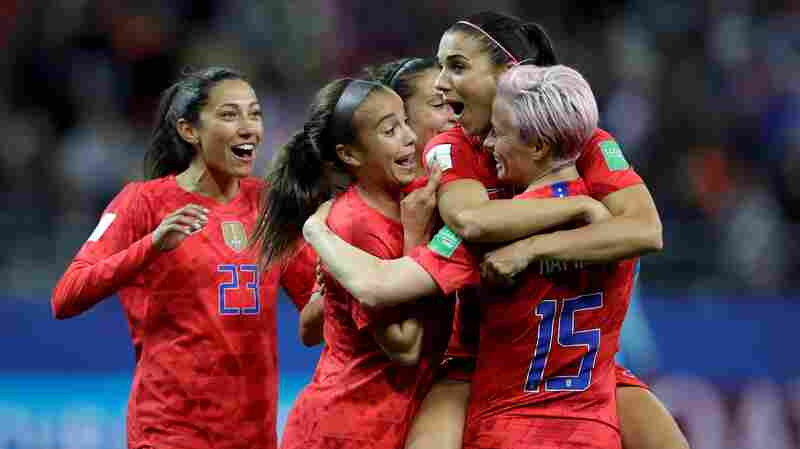 Women's World Cup: Team USA To Bring All They Have Against Chile