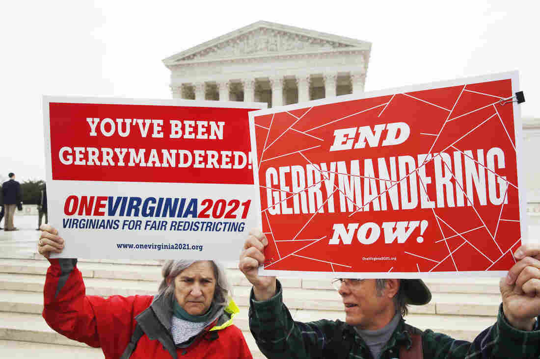 High court lets Virginia voting go ahead under redrawn map