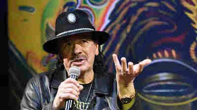 For Santana, 'Africa Speaks' Album Is About 'Manifesting Divine Voodoo'