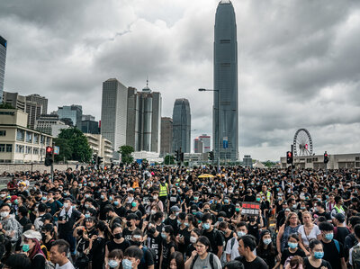 Hong Kong's Leader Backpedaled, But Here's Why The Opposition Movement Continues