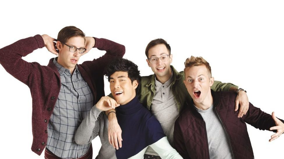 The Try Guys Try Public Radio