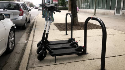 Chicagoans Show Early Enthusiasm For E-Scooters