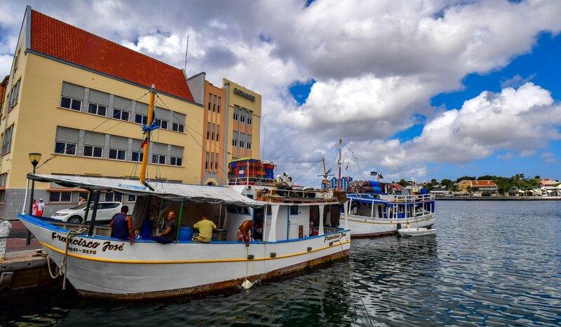 Venezuelans Take Risky Voyage To Curaçao To Flee Crisis : NPR