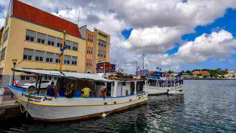 Venezuelans Take Risky Voyage To Curaçao To Flee Crisis