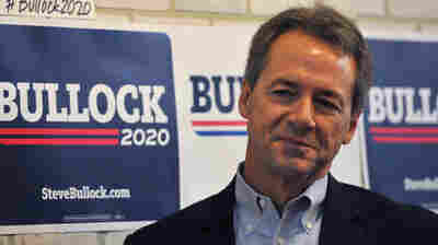 On The Trail With Democrat Steve Bullock: 'The Only One That Won A Trump State'
