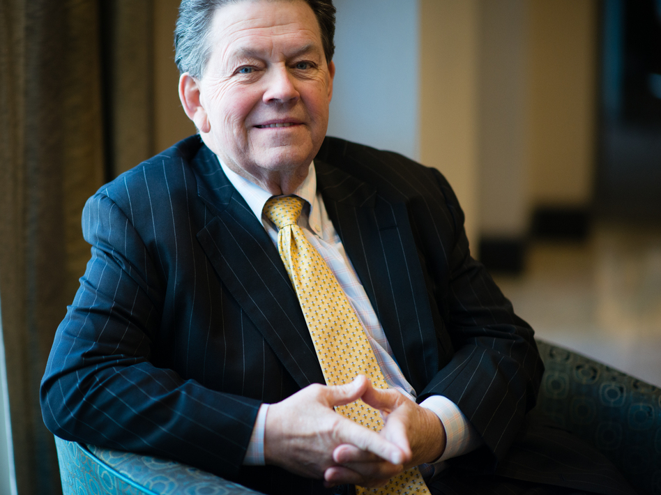 The White House honored economist Art Laffer with the Presidential Medal of Freedom. For decades, Laffer has promoted the idea that tax cuts pay for themselves, against all evidence to the contrary. (Sarah L. Voisin/The Washington Post/Getty Images)