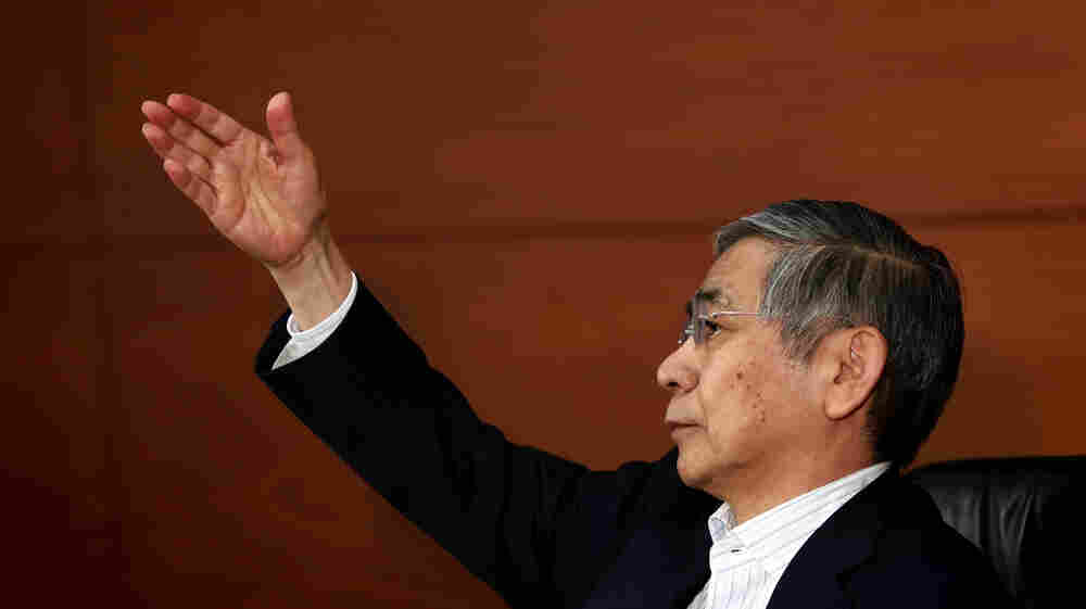Japan's Inflation Gamble
