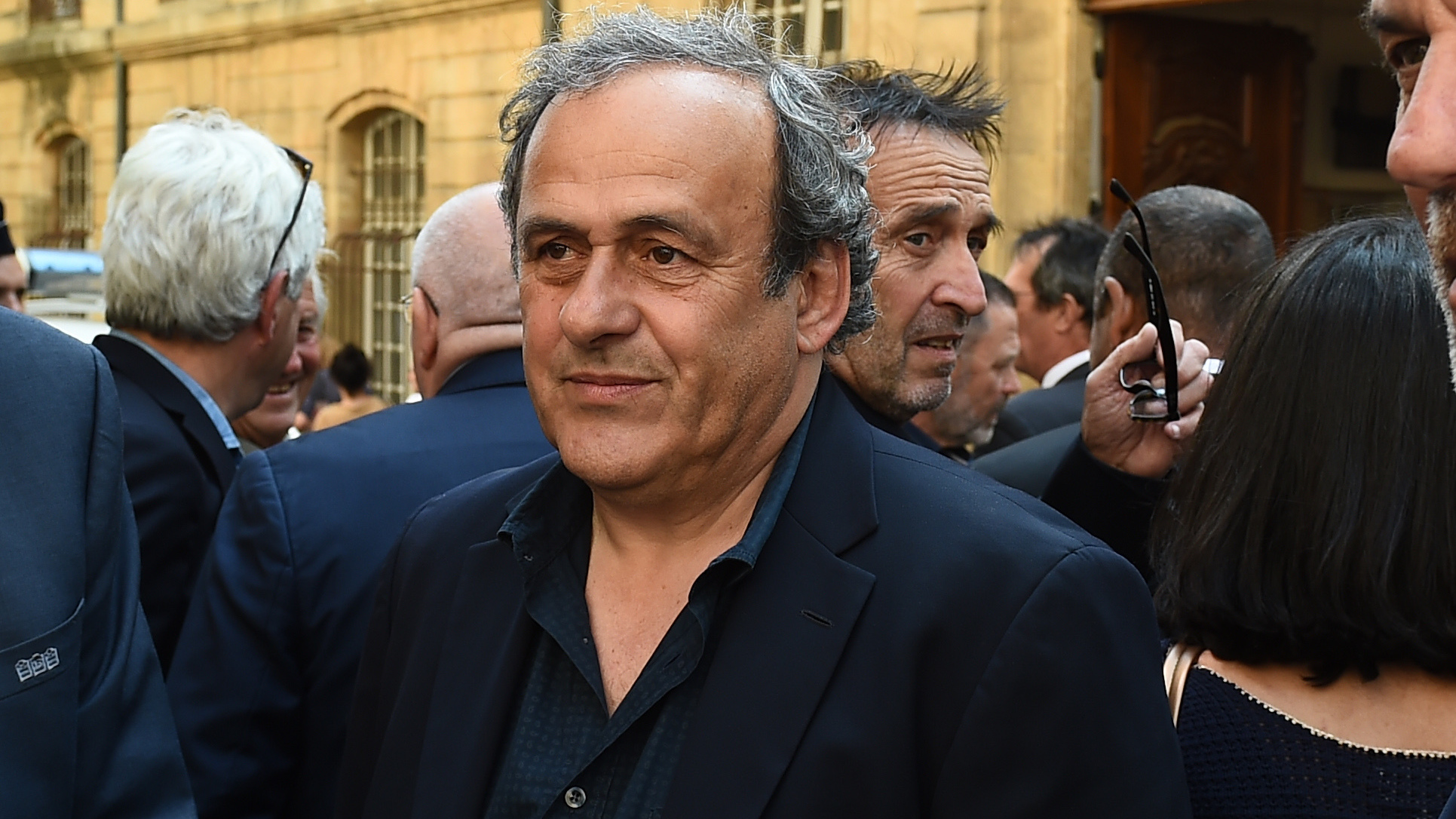 Michel Platini, Europe's Former Soccer Boss, Arrested As Part Of Qatar Inquiry