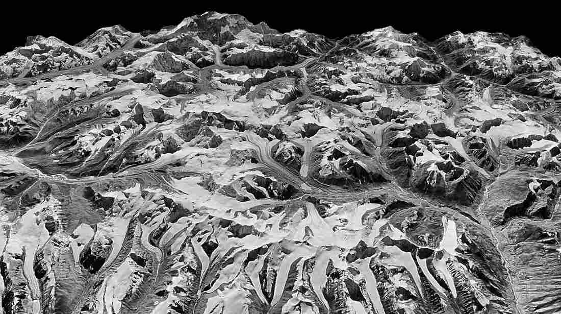 Himalayan glaciers melting doubled since 2000, show spy satellites