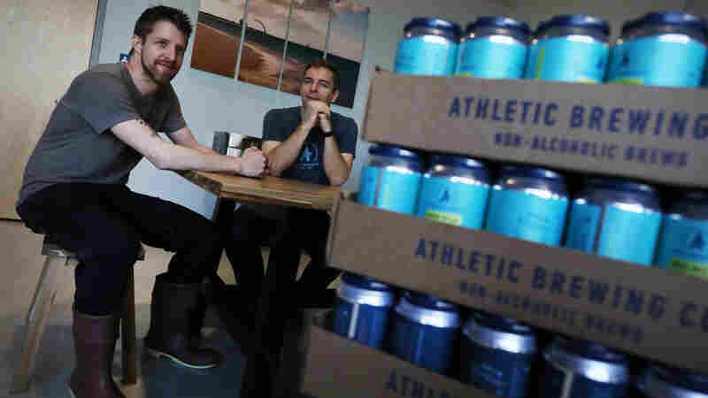 Craft Beers Without The Buzz: Brewing New Options For The 'Sober Curious'