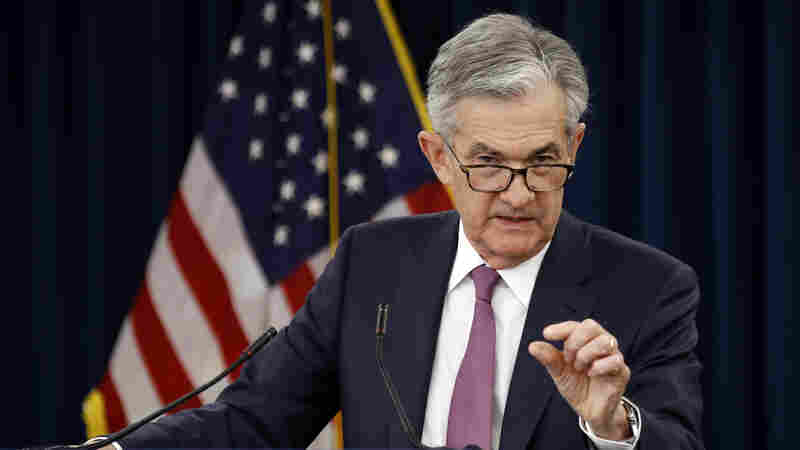 Fed Cuts Interest Rates For 1st Time Since 2008