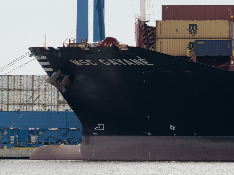 Feds Seize Estimated $1 Billion In Cocaine From Ship In