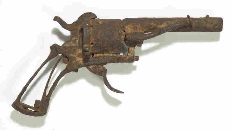 Revolver Likely Used By Van Gogh Sells In Paris