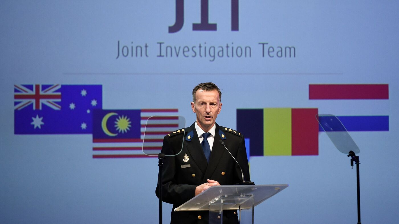 4 Suspects Named And Face Murder Charges In Flight MH17 Shootdown