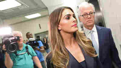 Hope Hicks Declined To Answer Questions About Time In White House In House Testimony