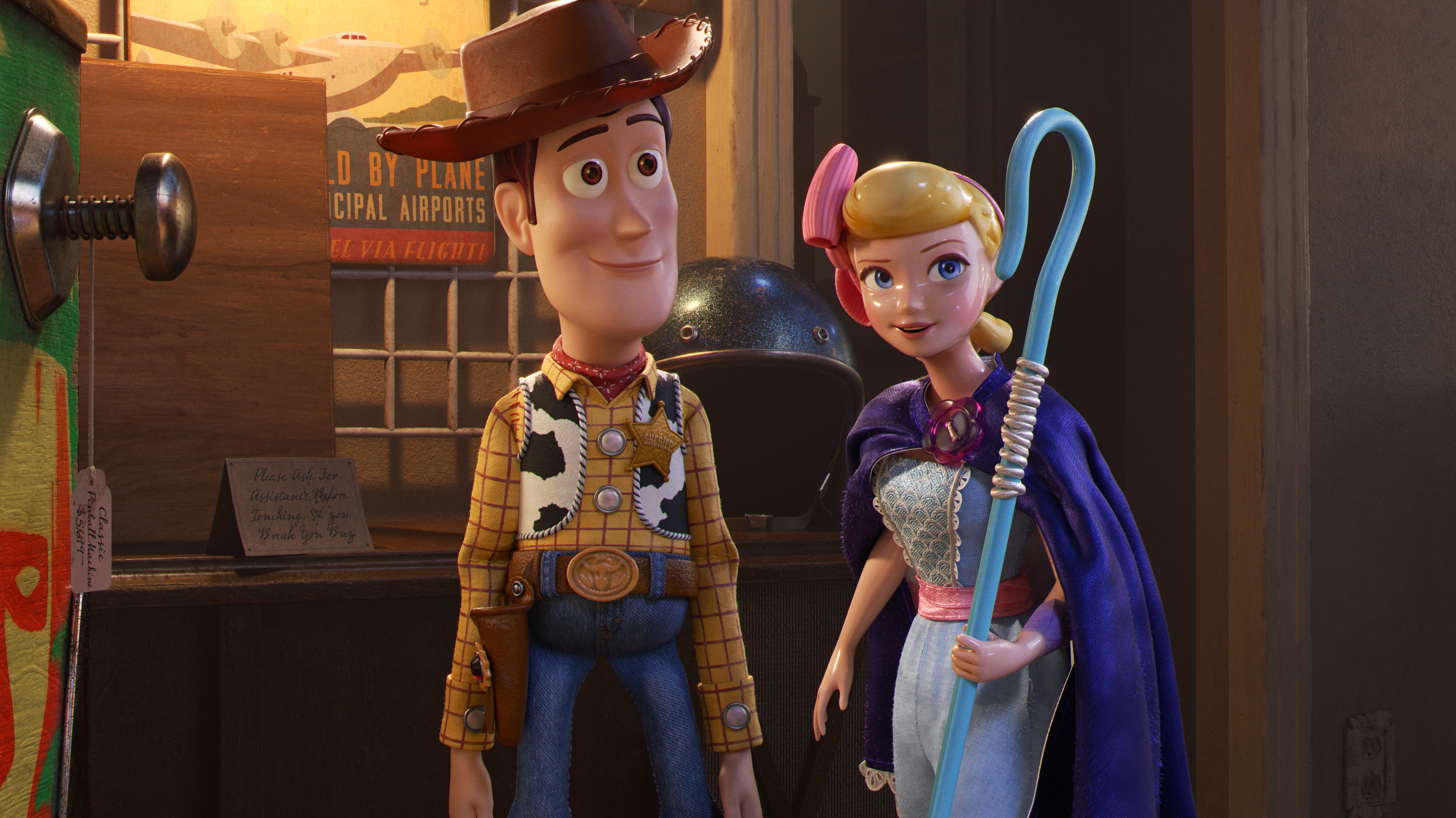 'Toy Story 4' Mixes Nostalgia And Existential Dread
