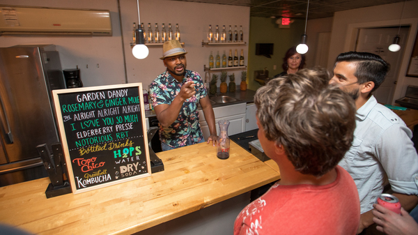 Chris Marshall has organized pop-up Sans Bars in New York, Washington, D.C., and Anchorage, Alaska. And he has expanded into permanent spaces in Kansas City, Mo., and western Massachusetts.