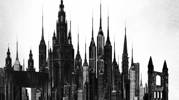 A Noir Stalwart Builds A New Old World In 'The Grand Dark'