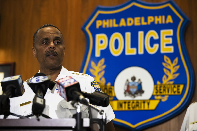 72 Officers In Philadelphia Pulled From Streets Over