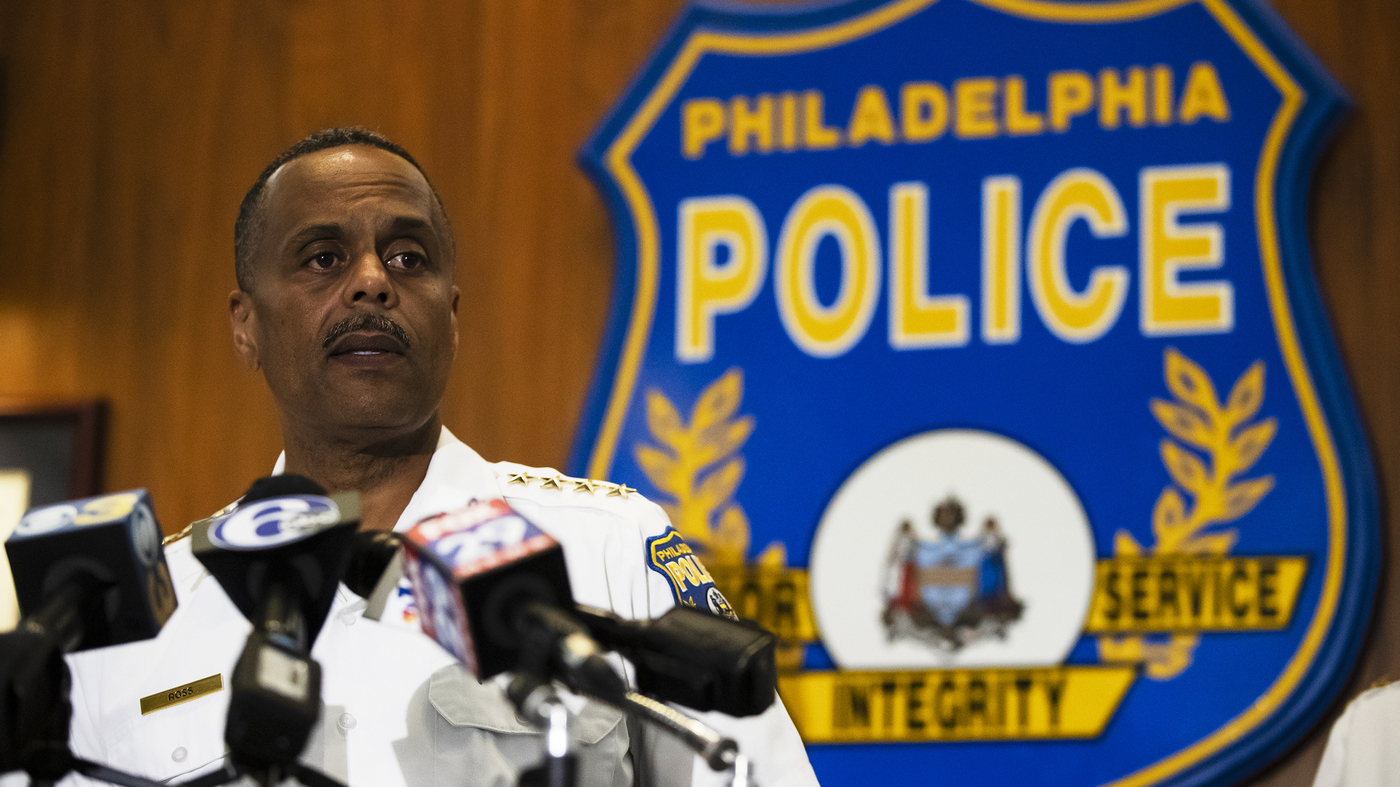 72 Officers In Philadelphia Pulled From Streets Over Inflammatory