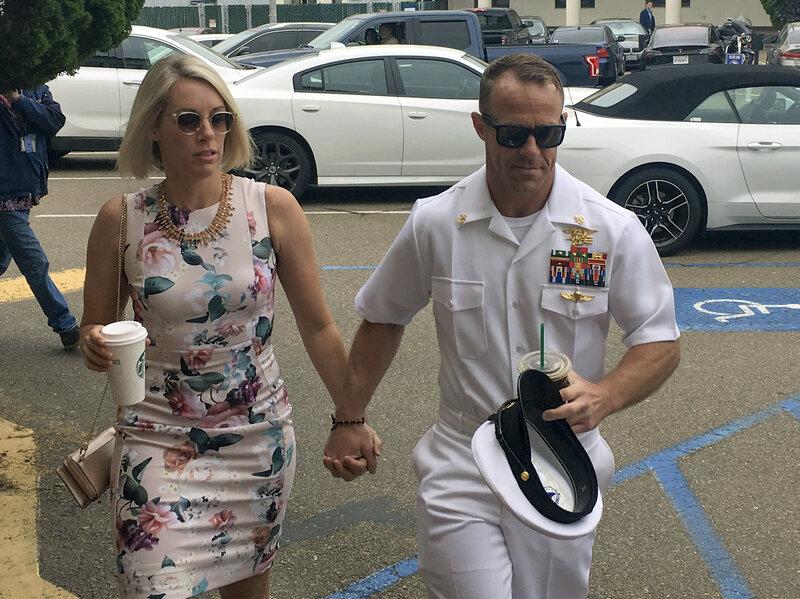 Witness Says Navy SEAL Edward Gallagher Didn't Kill Prisoner
