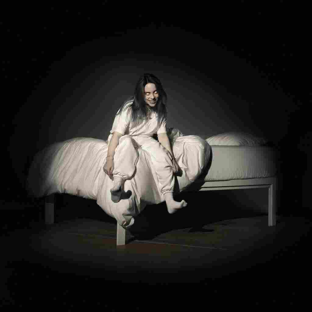 Billie Eilish, When We Fall Asleep, Where Do We Go?