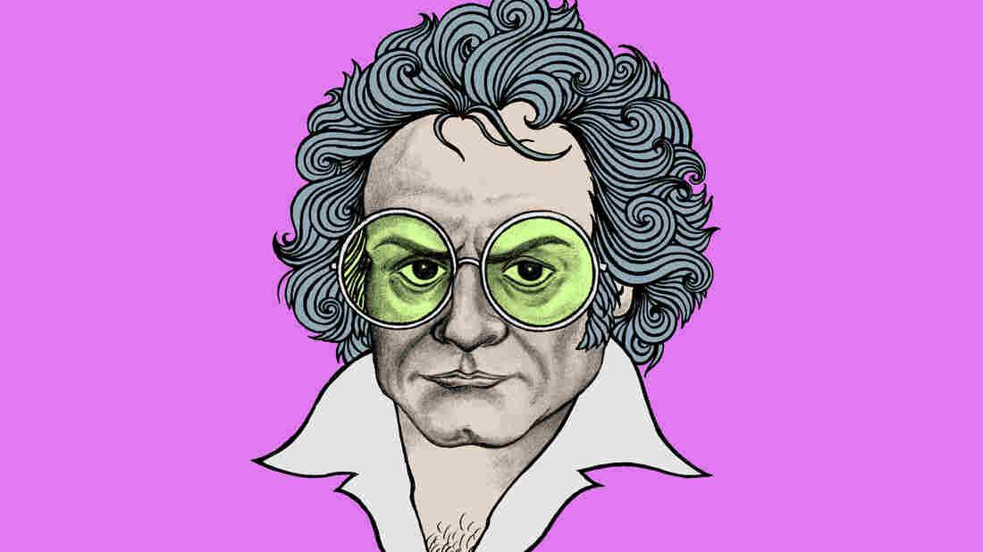 Beethoven goes disco.