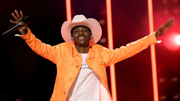 """Lil Nas X has followed up his viral sensation """"Old Town Road"""" with his latest song """"Panini."""""""