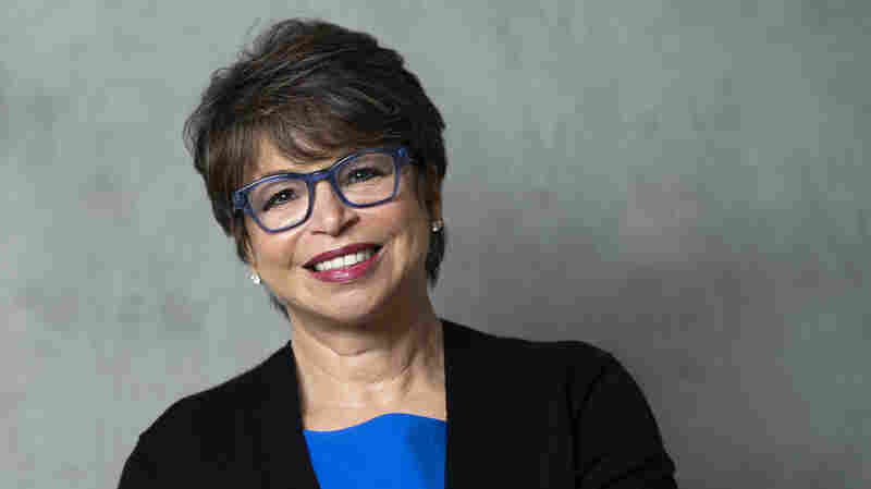 Valerie Jarrett attends the United State of Women Summit on May 5, 2018, in Los Angeles.