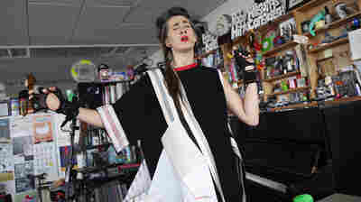 Imogen Heap: Tiny Desk Concert