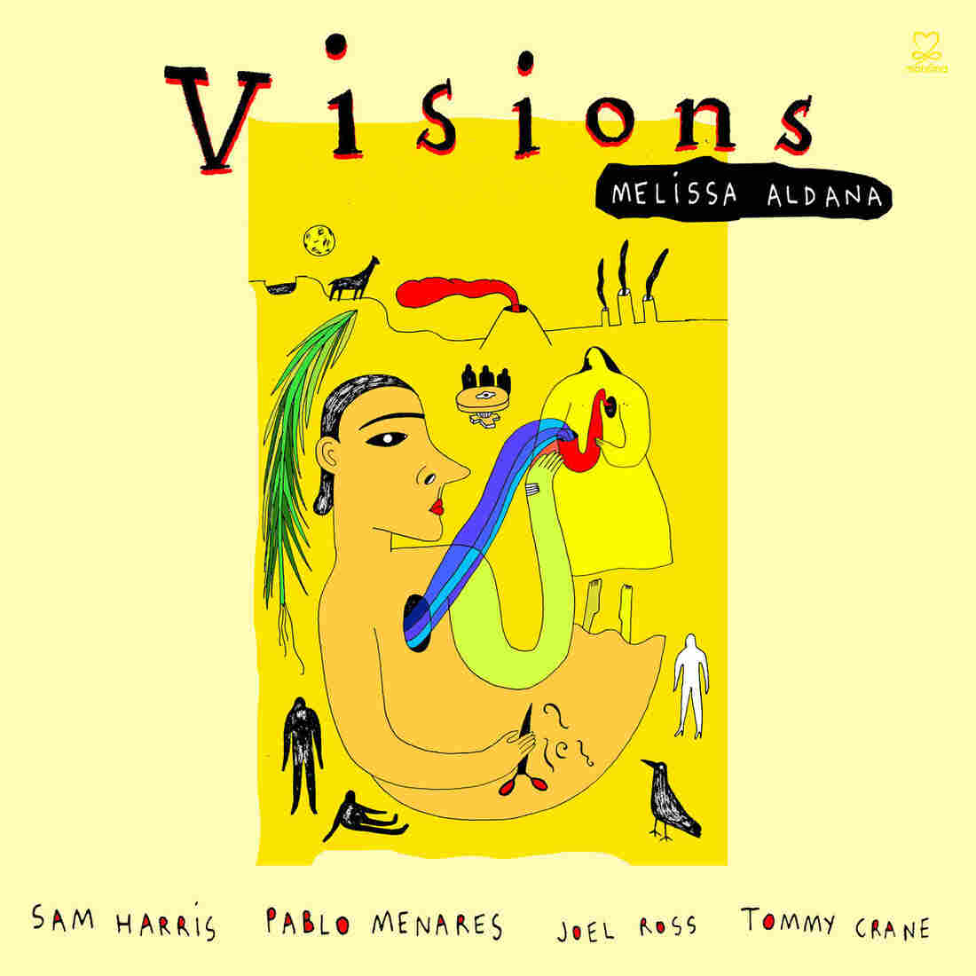Melissa Aldana, Visions
