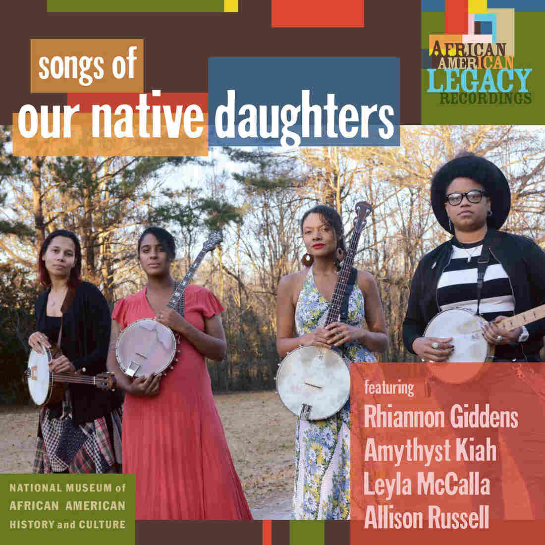 Our Native Daughters, Songs of Our Native Daughters