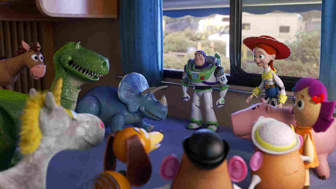 Toy Story 4 breaks global box office records