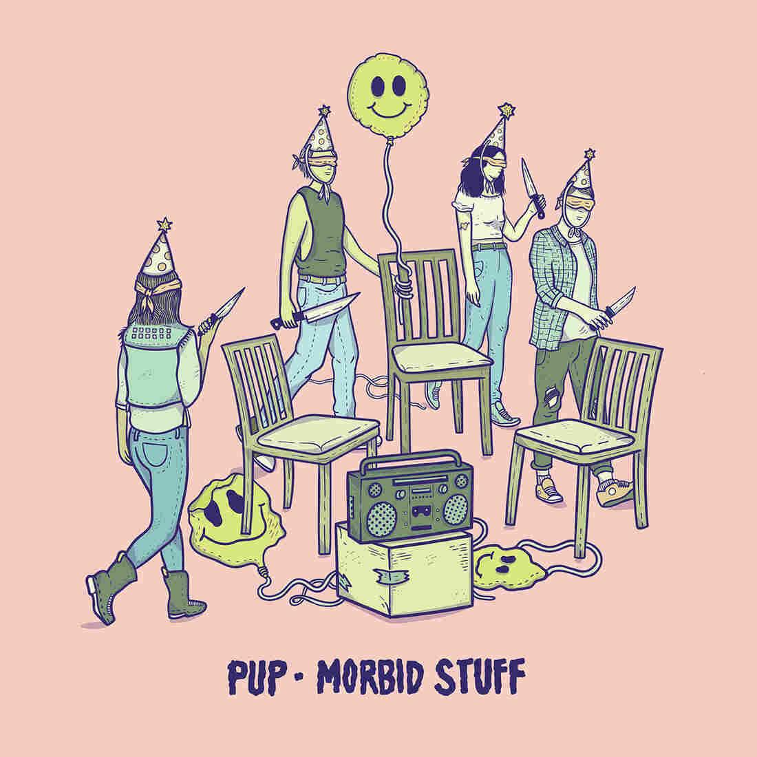 PUP, Morbid Stuff