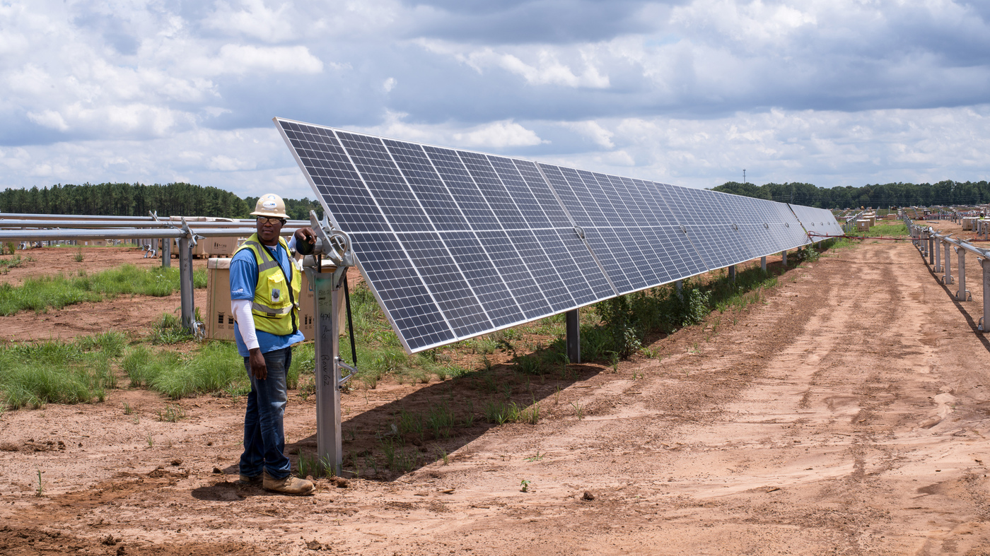 How Solar Grew In Georgia Despite Lack Of Mandates On Renewable