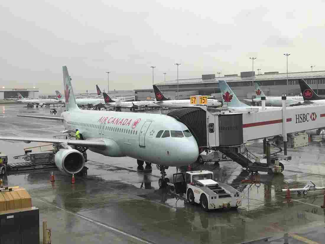 Air Canada Passenger Falls Asleep, Wakes Up On Dark Empty Plane