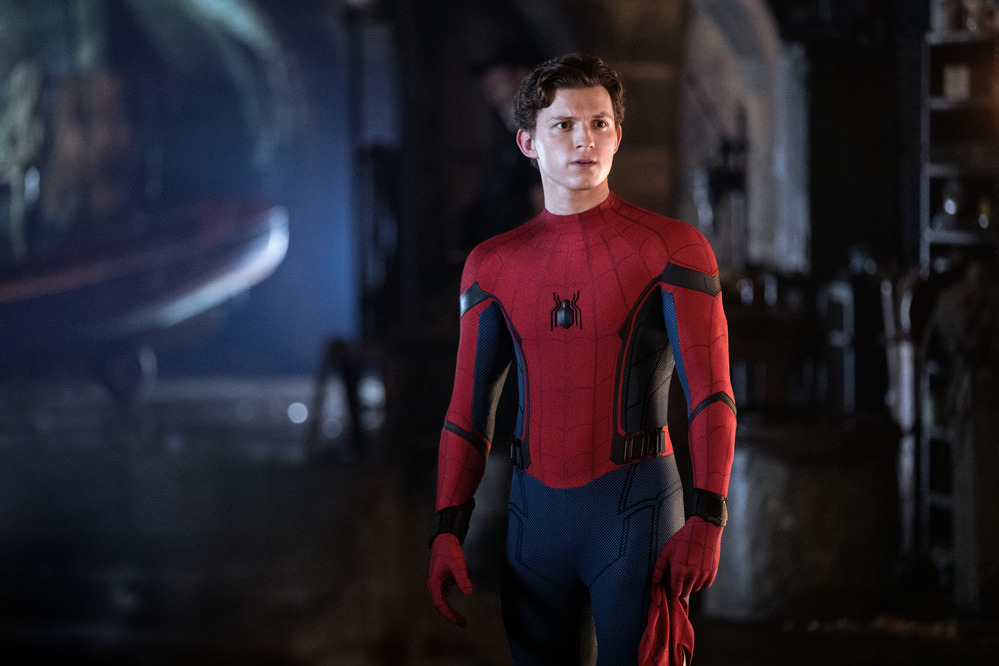 'Spider-Man: Far From Home,' But Still On Familiar Ground