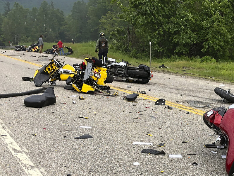 Five People to See After a Motorcycle Accident